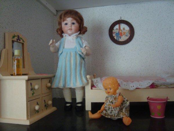 Un coup d'oeil dans l'armoire de Miquette !
