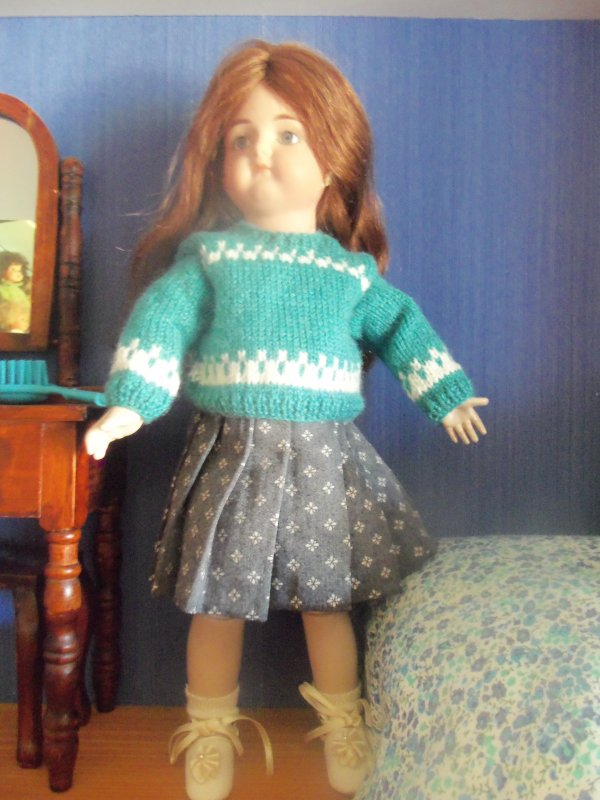 Un pull pour Nanette