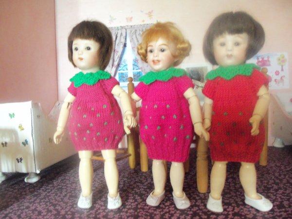La garde-robes des Loulotte !