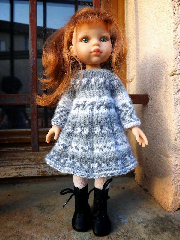 Les robes de laine