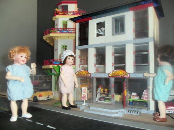 Les Loulotte à Playmoville