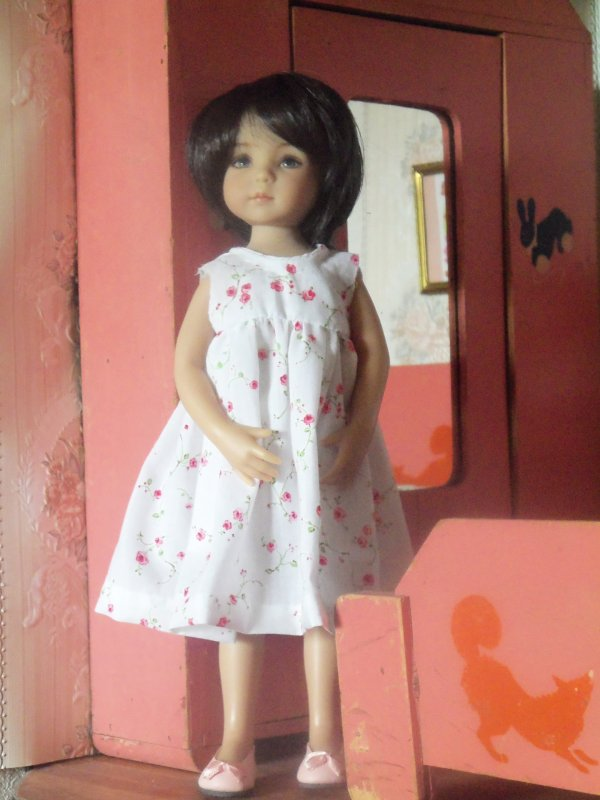 Une robe d'été pour Tiffany