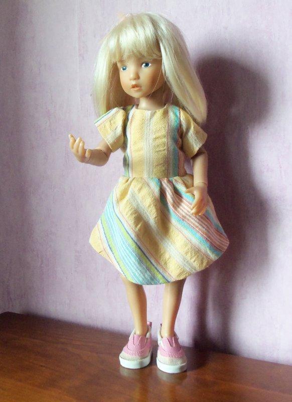 Une robe pour Hailey
