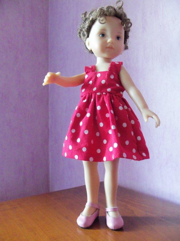 La robe d'Emily