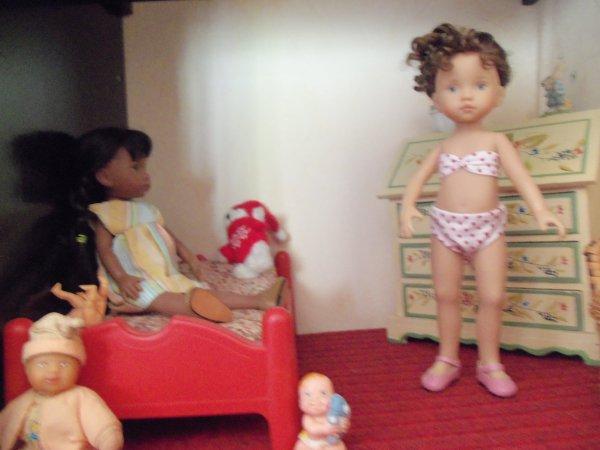 Les bikinis