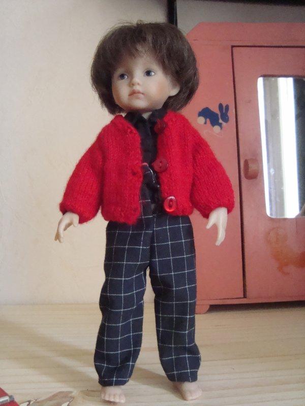 La tenue de Lucas
