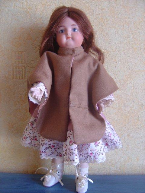 En écho à Mamour et la garde-robes de Nanette