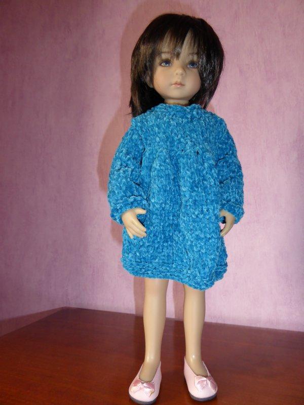 Une robe pour Tiffany