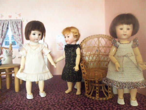 Des petites robes pour les fêtes de fin d'années