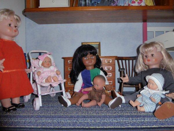 Le Noël des poupées !