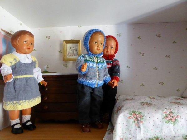 """""""Comme sa Maman"""" - La tenue de Septembre 1955"""