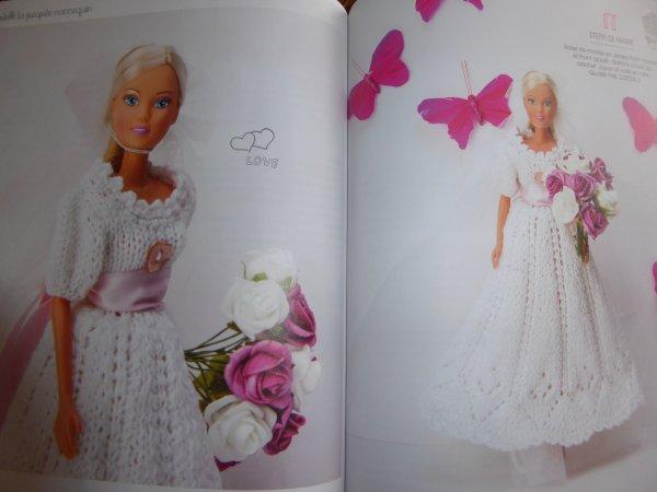 """Les Editions marie-claire """"j'habille mes poupées"""""""