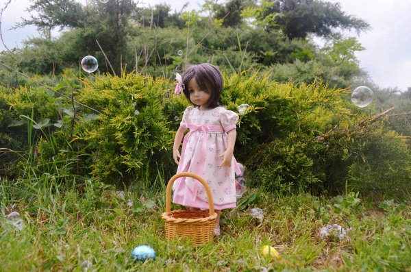 Je vous souhaite un bon Week-end de Pâques !