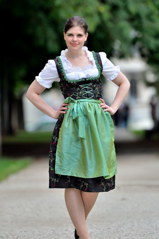 Une nouvelle tenue pour Inge
