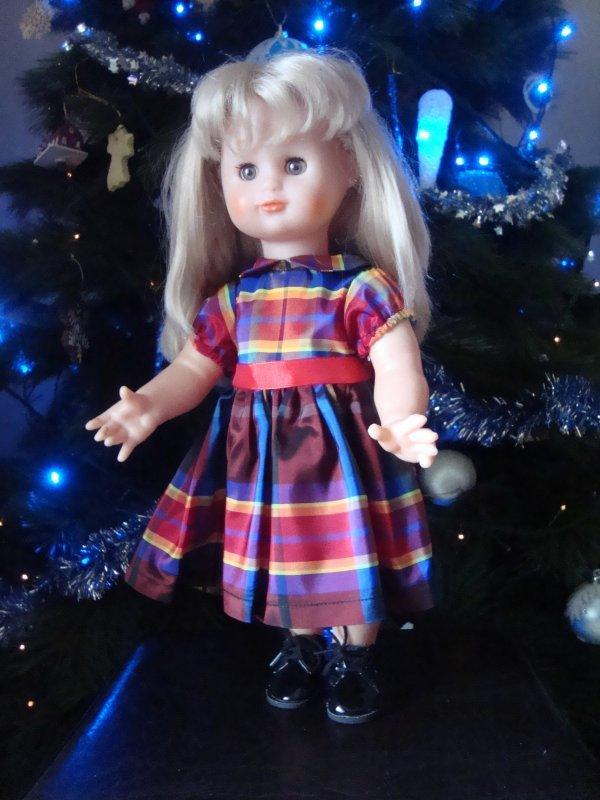 La robe de Novembre 1993 ?