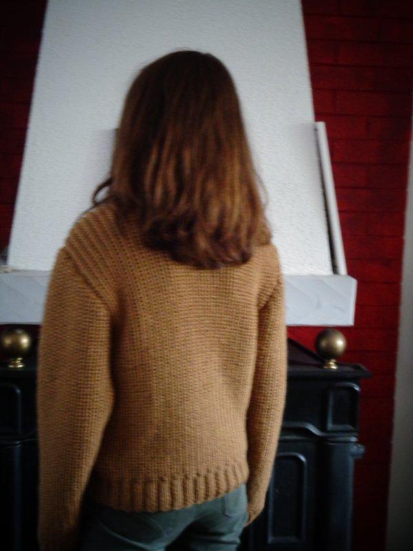 Un pull pour Emily !