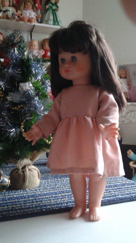 La robe de Décembre 2017