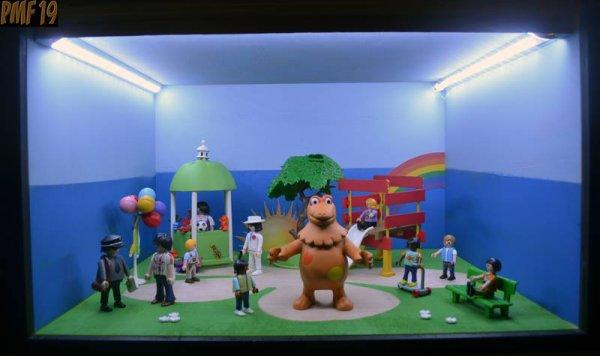 Exposition Playmobil