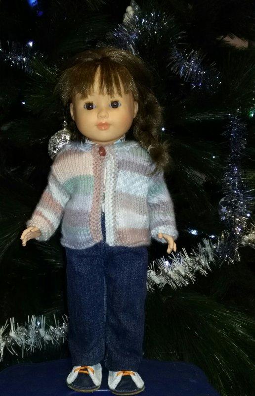 Une nouvelle tenue pour Louise !