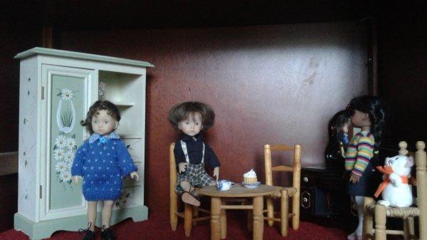 Toujours la robe d'Août 1987