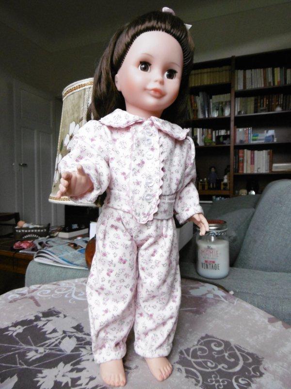 Le pyjama de Louise