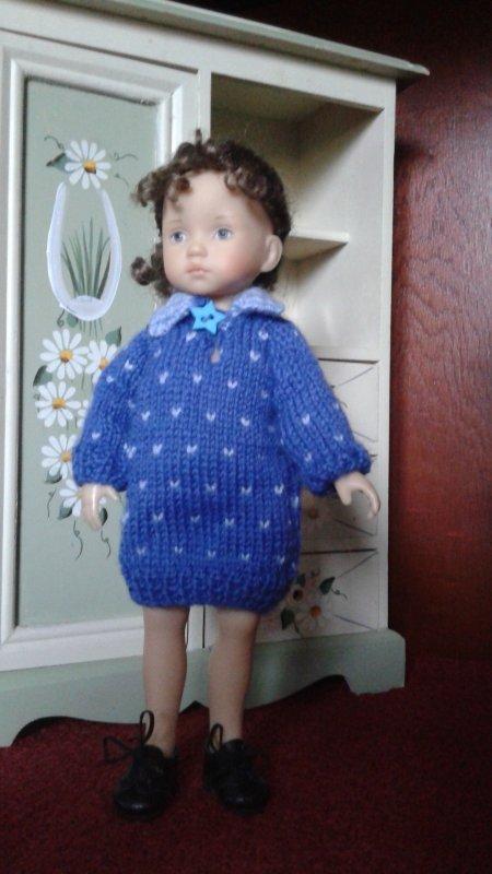 La robe d'Août 1987
