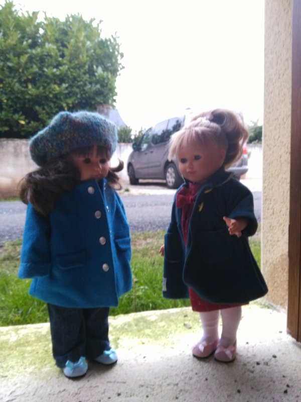 Des nouvelles d'Alice et Zoé