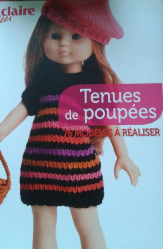 """La tenue """"Marie-Claire Idées"""" Rose & Bleue"""