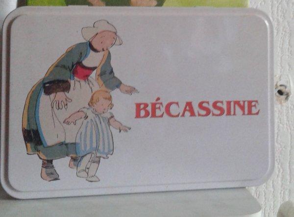 """La collection """"Bécassine"""""""
