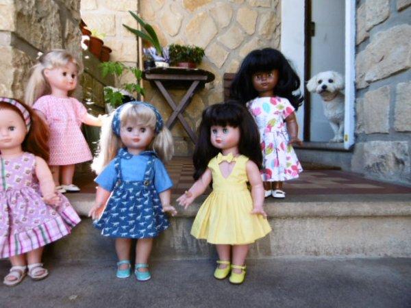 On a sortie les robes d'été !