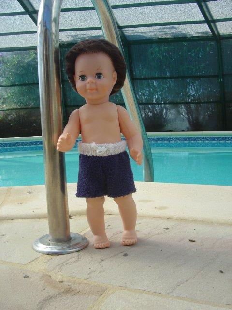 Les maillots de bain !