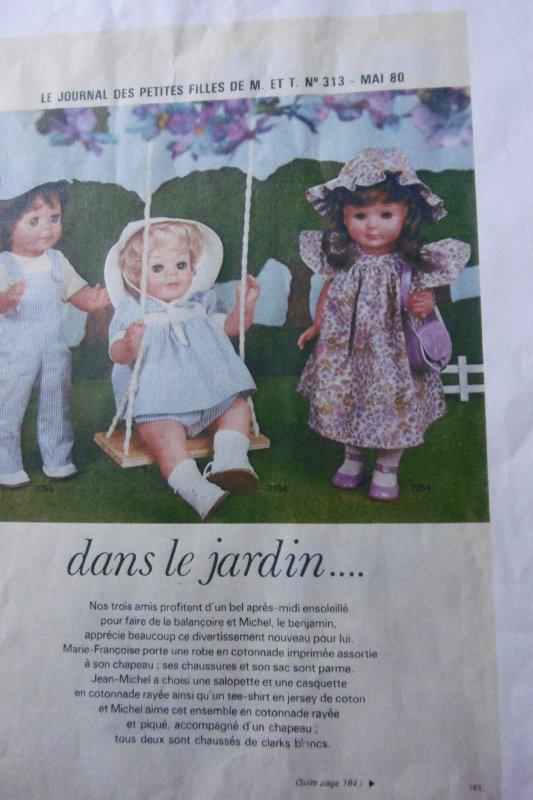 La robe de Mai 1980