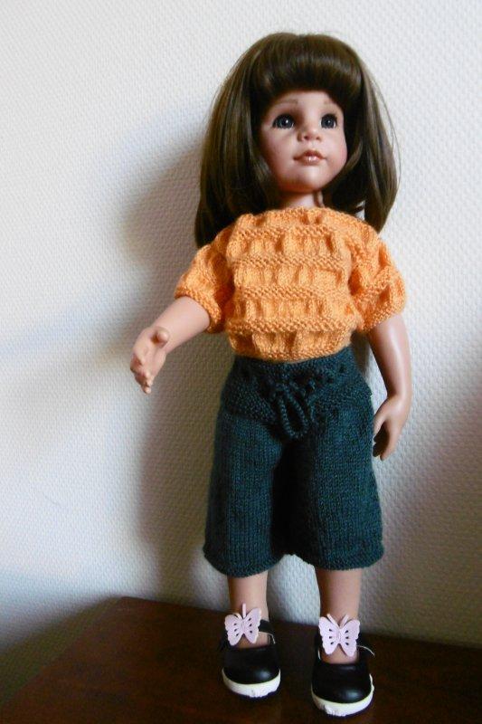La nouvelle tenue d'Emily !