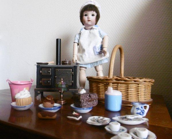 Différents objets pour les poupées !