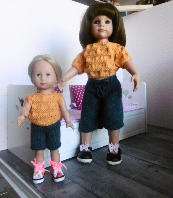 Une nouvelle tenue pour Audrey de Götz !