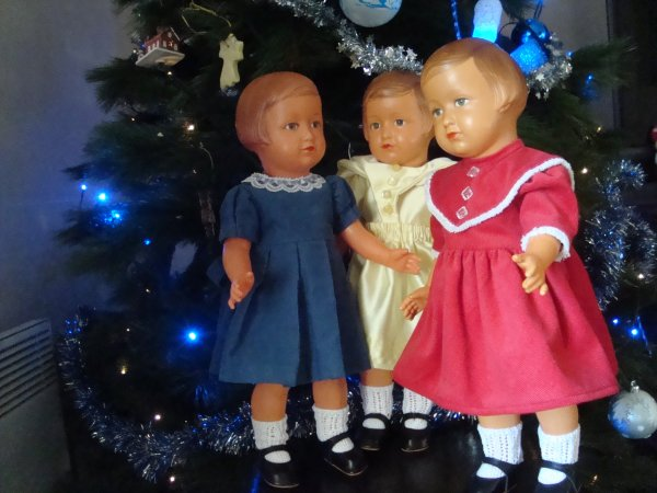 Les jolies robes des fêtes !