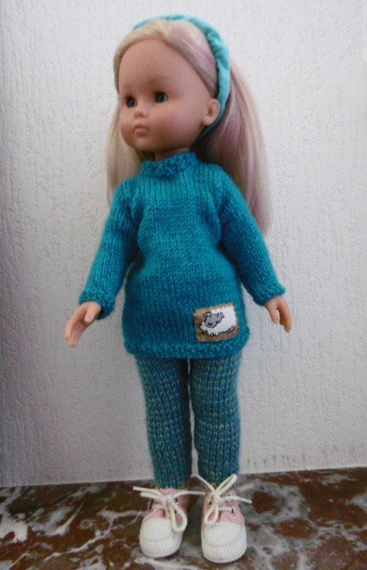 La nouvelle tenue de Camille !