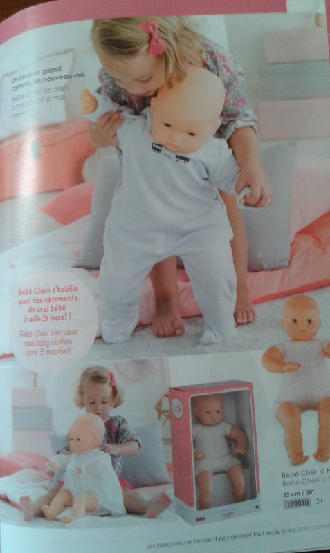 Les poupées Corolle