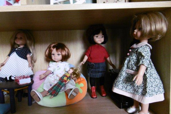 Les filles de Ruth Treiffesen !