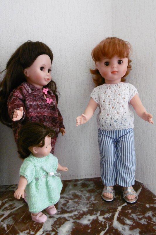 La tenue pour l'été d'Elisabeth !