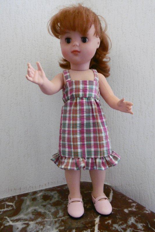 La robe de Juillet 2001