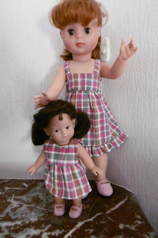 Une robe pour Lucie