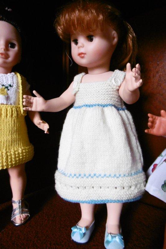 Une jolie robe en laine pour l'hiver prochain !