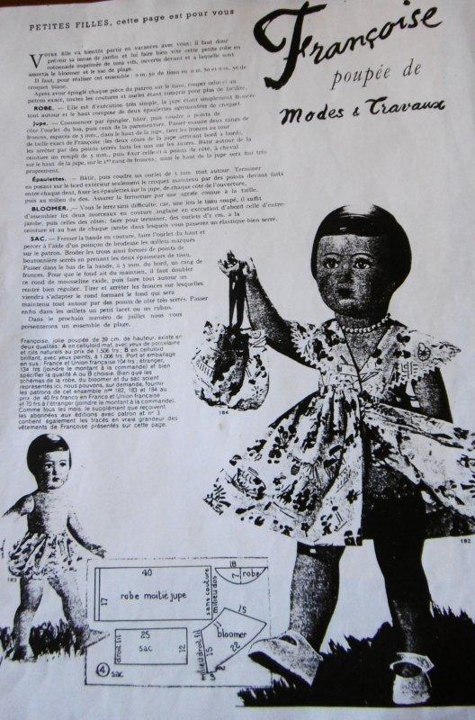La robe de Juin 1951