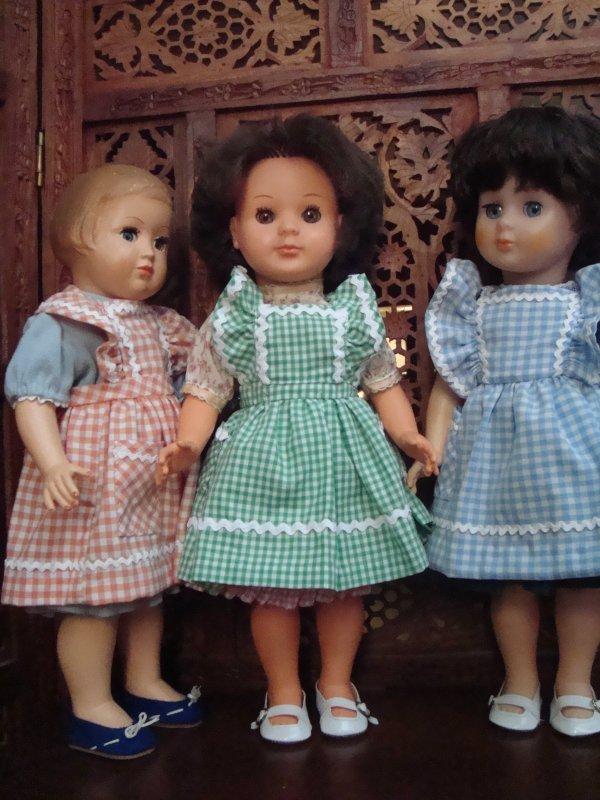 Une nouvelle robe pour Marie !