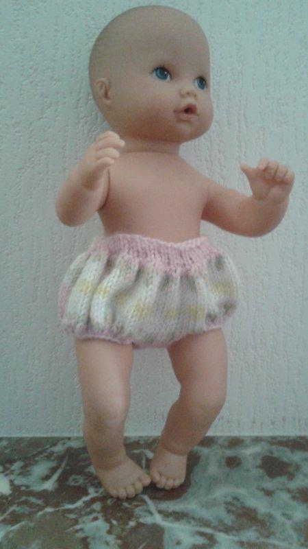 Une tenue pour bébé Hortense !