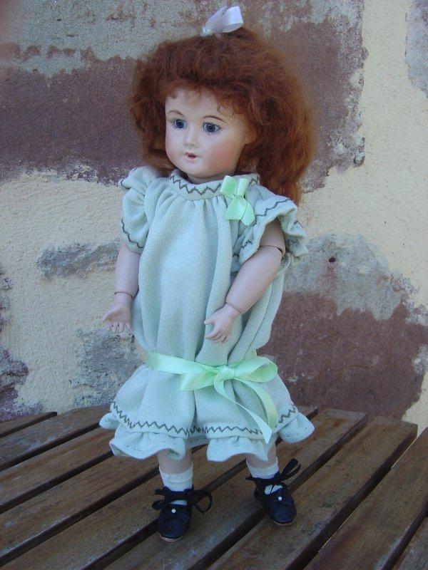 Une robe pour Georgette !