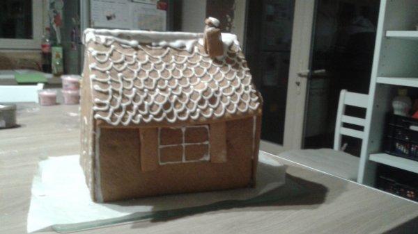 La maison en pain d'épice pour les grands !