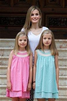 Mes princesses !