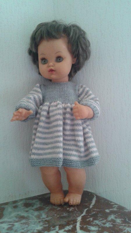 La poupée de Sylvie